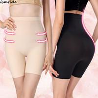 Wholesale magic panties - Wholesale- Seamless Women High Waist Slimming Tummy Control Panties Briefs Shapewear Underwear Magic Body Shaper Lady Slimming Corsets
