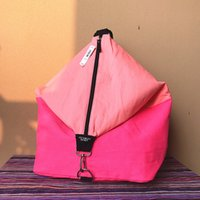 Wholesale String Gym Bags - landyhouse 2017 Women Love Pink victoria's Brand high quality Handbags Large Capacity Travel gym yoga Bag canvas Beach string backpack