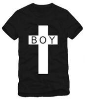 londra tişört toptan satış-Ücretsiz kargo BOY LONDRA Serin Erkek Erkek T Shirt Tişört Moda 2017 Yeni Kısa Kollu Pamuklu Tişört Tee Camisetas Hombre