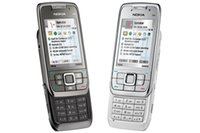 Wholesale E66 Phone - Refurbished Original Nokia E66 Unlocked Slider Mobile Phone Symbian OS 2G GSM 3G WCDMA WIFI Bluetooth 3.15MP Camera Cell Phone