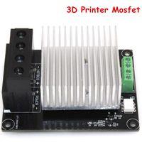 extrusora 3d venda por atacado-Freeshipping Impressora 3D Peças de Aquecimento Controlador MKS MOSFET Módulo Para Cama Aquecida / 3D TEVO Impressora Extrusora exceder 30A