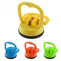 Wholesale Glass Lifter - 4 Colors Dent Puller Bodywork Panel Moms Assistant House Remover Carry Tools Car Suction Cup Pad Glass Lifter Windows Windshields