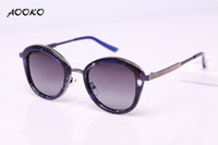 oval elmas toptan satış-AOOKO AK7938 Retro TR90 Vintage Büyük Güneş gözlükleri uv Koruma Oyma Elmas Bayanlar Kadınlar Tasarımcı Güneş Gözlüğü UVA UVB Açık Gözlük