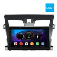 Wholesale Teana Gps - 10.2 inch Nissan Teana Altima 2013-16 Quad Core 1024*600 Android Car GPS Navigation Multimedia Player Radio Wifi