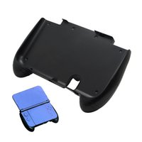 Wholesale Stand 3ds - Wholesale Game Pad Hand Grip Stand Holder Gaming Case Handle Stand for Nintendo 3DS XL LL