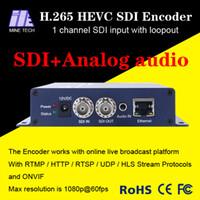 video kodları toptan satış-H.265 3G HD SD SDI Video Kodlayıcı Akışı wowza, xtream kodları IPTV Medya Sunucusu, Online Canlı Akış Yayını, vb.