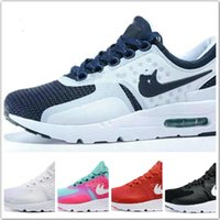 Wholesale Hooks For Crochet - 2018 top quality new 2017 Maxes Zero 87 2 Running Shoes For Men women Top Quality Breathable Athletic Sport Outdoor Sneakers Eur Size 36-45