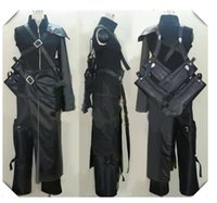 Wholesale Cloud Cosplay - Final Fantasy VII Cloud Strife Cosplay Costume includes 6 accessories