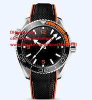 Wholesale Watch 45mm - Luxury High Quality Watch JH N8 Factory 42MM 45MM PLANET OCEAN 600 M CO-AXIAL MASTER CHRONOMETER CAL.8500 Movement Automatic Mens Watches