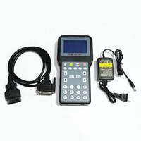 neueste sbb schlüsselprogrammierer großhandel-Neueste Generation SBB CK100 Autoschlüsselprogrammierer CK 100 Autoschlüsselprogrammierer V99.99 Mit 7 Sprache
