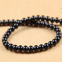 Wholesale onyx loose for sale - Group buy Agate Stone Beads Round MM DHL Smooth Gemstone Black Onyx for Jewelry Making Loose Beads Bracelets Necklace Accessories Christmas Gift