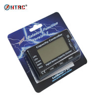 Wholesale Lipo Voltage Meter - CellMeter 7 V2 with balance function Digital Battery Capacity Checker voltage meter cellmeter-7 for LiPo LiFe Li-ion NiMH Nicd