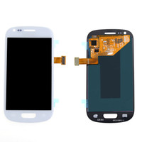 Wholesale Display S3 Original - For Samsung Galaxy S3 MINI 8190 LCD display touch screen Digitizer 100% Original Quality no dead pixels with free repairing tools
