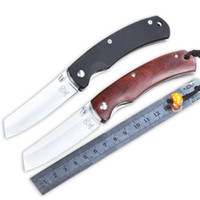 Wholesale kinds knives online - VOLTRON the V15 folding knife CR13MOV two kinds of handle color outdoor camping to survive EDC knives