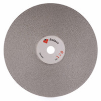 "Wholesale Flat Metal Disk - 6"" inch 150mm Grit 120 Diamond Grinding Disc Abrasive Wheel Coated Flat Lap Disk for Gemstone Jewelry Glass Rock Ceramics"