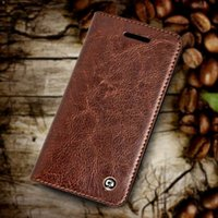 Wholesale Iphone 5s Flip Covers - PG01 Card Holder Flip Wallet Leather Case For Apple Cover for iPhone 5S 5 SE