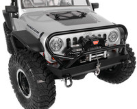 Wholesale Electric Rc Jeep - RC Metal Crawler Motor Warn 9.5cti Winch For 1:10 RC4WD D90 SCX10 Jeep