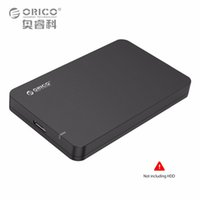 Wholesale Hot Swap Hard Drive - Wholesale- Mobile Storage Solution ORICO 2.5 SATA 3 to USB 3.0 Hard Drive SSD External Enclosure Case Support UASP Tool Free Hot-Swap