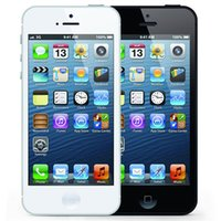Wholesale dhl iphone 3g online – custom Refurbished Original Apple iPhone GB GB GB inch Dual Core G RAM IOS8 G MP P Unlocked Mobile Smart Phone Free DHL