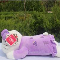 Wholesale Wholesale Bath Pillows - Genuine Aoger Hellokitty Hello Kitty Doll Fruits Kt Toys Pillow Gift
