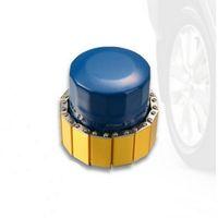 Wholesale Automotive Vacuum Cleaner - Wholesale-1 PCS automotive supplies permanent magnet high temperature fuel economy filter out engine noise reduction magnetized iron oil
