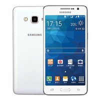 5inch Original Débloqué Samsung Galaxy Grand Prime G530H Quad Core 1 GB RAM + 8 GB ROM 8MP Appareil photo Bluetooth Écran Tactile Reconditionné Smartphone