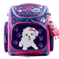 Wholesale Cartoon Boy Girl Hard - 2017 New European Children School Bag Girls Boys Fashion nylon Backpack Cartoon Mochila Infantil Large Capacity Orthopedic Schoolbag
