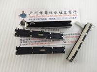 Wholesale Fader Mixer - Wholesale- [BELLA]Joint venture plant black mixer 6 cm double fader potentiometer B10K A10K--10PCS LOT