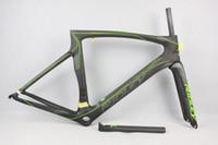 Wholesale New Road Bike Frames - 2017 new Cipollini NK1K T1000 1k or 3K racing full carbon road frame bicycle complete bike frameset carbon frame