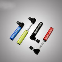 Wholesale high pressure ball for sale - Group buy Bicycle Mini Inflator Portable High Pressure Inflators Lithe Pump Multicolor Pumps For General Ball Class And Bike Easy To Carry bs I