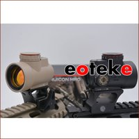 Wholesale Mounting Rifle Scopes - Tactical XWXS Trijicon Mro scope red dot sight hunting Rifle for the 20mm mount airsoft