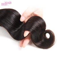Wholesale Wholesale Hair Pieces For Sale - 4 Bundles Brazilian Body Wave Virgin Hair 8A Brazilian Vietnamese Russian European Body Wave Hair Weave Wholesale Human Hair Pieces For Sale