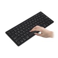 Wholesale Ipad Mini Systems - Portable Wireless Bluetooth 3.0 Keyboard For Ipad 2 3 4 Ipad Mini Apple Andorids Windows System