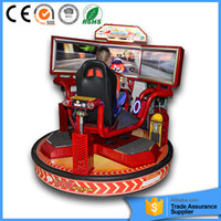 hotselling free car games for kids coin operated game machine with factory price