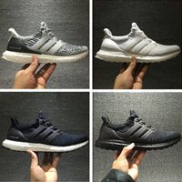 Wholesale Casual Shoes Consortium Ultra Boost UNCAGED Sneakers Men s and women s Breathable Running Shoes