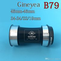 Wholesale Gineyea BB79 right mm shimano sram mm22 pressure into the axis BBright