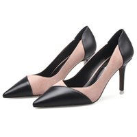 Wholesale Fashoin Shoes - Women's High Heels Shoes Online Shopping Cheap Sexy Ladies Pumps Sale Fashoin Discount Dress Shoe Buy Name Brand Girls Footwear Outlet Pumps