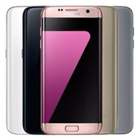 Wholesale Android Inch Waterproof - Refurbished Original Samsung Galaxy S7 Edge G935F G935A G935T G935V G935P 5.5 inch Quad Core 4GB RAM 32GB ROM 12MP Waterproof 4G NFC DHL 1pc