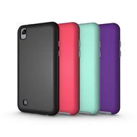 Wholesale case for cell phone lg g3 for sale - Shockproof Armor Hybrid Slim  Fit Hard 7d1ae5bbfa80