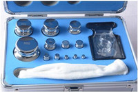 Wholesale Calibration Kit - F1 Grade 1mg-500g Precision Stainless Steel Scale Calibration Weight Kit Set