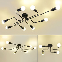 Wholesale Pipe Wall Mount - Surface Mounted led Ceiling Lights Modern Daily Lighting Bedroom Restaurant Ceiling and Wall Available Kid's Room led Lighting