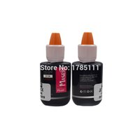 organic tattoo ink - ML JET BLACK Biomaser plant extracts high intensity organic non toxic EYELINER tattoo micro Pigment permanent makeup ink