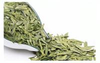 longjing té chino al por mayor-250g longjing Dragon Well Green Tea, té verde largo Jing, té chino, envío gratis
