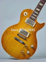 Wholesale Custom Electric Guitar GaryMoore Style One Piece Body One Piece Neck CST16112602