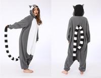 Wholesale Animal Cosplay Kigurumi - High Quality Kigurumi Pajamas Animal Pajamas Cosplay Costume Coral Fleece Animal Sleepwear