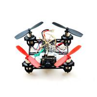controlador cepillado al por mayor-Barco de control Nueva llegada Eachine Tiny QX80 80 mm Micro FPV Racing Quadcopter PNP basado en F3 EVO controlador de vuelo cepillado