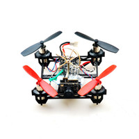 Wholesale Evo Electric - Control boat New Arrival Eachine Tiny QX80 80mm Micro FPV Racing Quadcopter PNP Based On F3 EVO Brushed Flight Controller