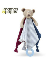 Wholesale Doll Import - Wholesale- Baby Super Soft Plush Comfort Baby Doll Can Be Imported into the Hands of the Hands of a Newborn Baby Sleep Appease Towel
