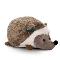 Wholesale Hedgehog Pillows - Dorimytrader New 70cm Large Soft Simulated Animal Hedgehog Plush Toy 28'' Stuffed Cartoon Hedgehogs Doll Pillow Kid Gift DY60608