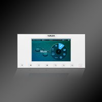 Wholesale 172 Style Home Office Hotel Store Audio visual in wall integrated amplifiers controller support Bluetooth RS485